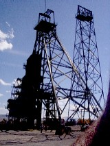 Anselmo Mine, Butte, MT